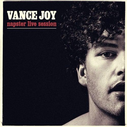 NapsterLive Session by Vance Joy