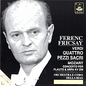 Fricsay Conducts Verdi & Mozart von Various Artists