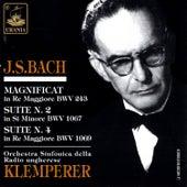 J.S. Bach: Magnificat, Suites Nos. 2 & 4 by Various Artists