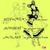 Beethoven & Schubert & Mozart: German Dances (Digtally Remastered) by Rene Leibowitz