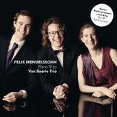 Mendelssohn: Piano Trios by Van Baerle Trio
