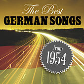 The Best German Songs from 1954 de Various Artists