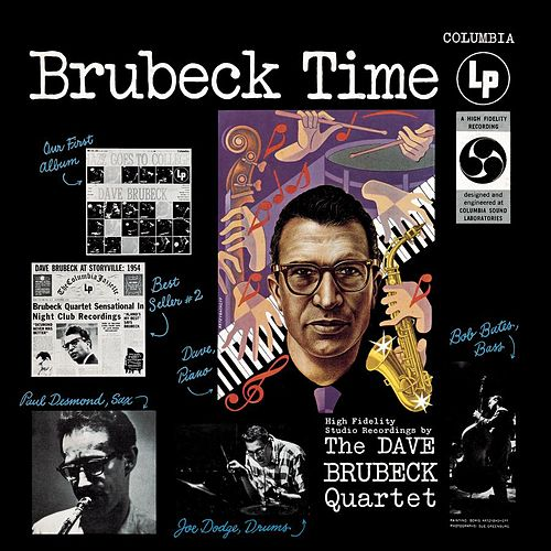 Brubeck Time by Dave Brubeck