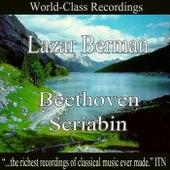 Lazar Berman - Beethoven, Scriabin by Lazar Berman