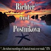 Richter and Postnikova by Various Artists