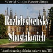 Rozhdestvensky - Shostakovich by Various Artists