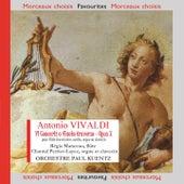Vivaldi: 6 concertos pour flûte traversière, Op. 10 de Paul Kuentz