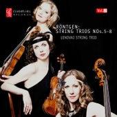 Röntgen: Trios Nos. 5-8 by Lendvai String Trio