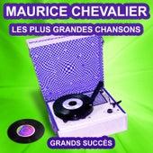 Maurice Chevalier chante ses grands succès (Les plus grandes chansons de l'époque) de Maurice Chevalier