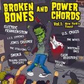 Broken Bones and Power Chords: New York's Finest Volume 1 de Various Artists