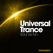 Universal Trance Vol. 10 - EP by Various Artists