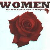 Women : les plus belles voix d'afrique de Various Artists