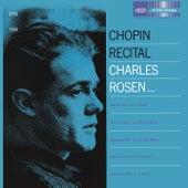 Chopin Recital by Charles Rosen