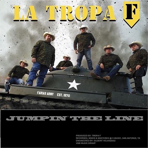 Jumpin' the Line by La Tropa F