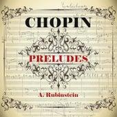 Chopin: 24 Preludes, Op. 28 by Arthur Rubinstein