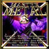 Master Metal, Vol. 3 de Various Artists