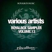 Royalbox Sampler Vol.13 - EP de Various Artists