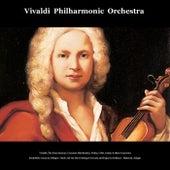 Vivaldi: The Four Seasons, Concerto Alla Rustica, Violin, Cello, Guitar & Oboe Concertos - Pachelbel: Canon in D Major - Bach: Air On the G String & Toccata and Fugue in D Minor - Albinoni: Adagio by Various Artists