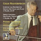 Cello Masterpieces: Pierre Fournier by Various Artists