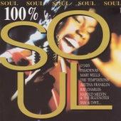 100% Soul de Various Artists
