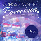 Songs from the Eurovision Song Contest: 1963 de Various Artists