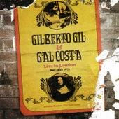 Live In London '71 (Vol. 1) de Gal Costa