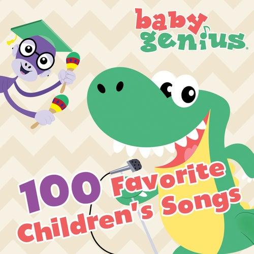 100 Favorite Children's Songs by Baby Genius