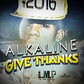 Give Thanks - Single von Alkaline