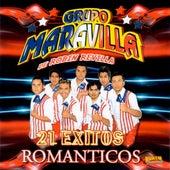 Grupo Maravilla: 21 Exitos Romanticos de Grupo Maravilla