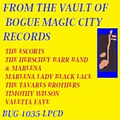 From the Vault of Bogue Magic City Records by Various Artists