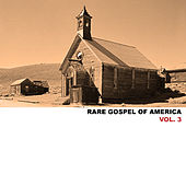 Rare Gospel of America, Vol. 3 de Various Artists