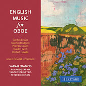 English Music for Oboe by Various Artists