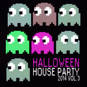 Halloween House Party 2014 Vol. 3 (50 Best House Tracks) by Various Artists
