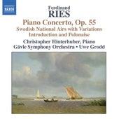 RIES: Piano Concertos, Vol. 2 de Christopher Hinterhuber
