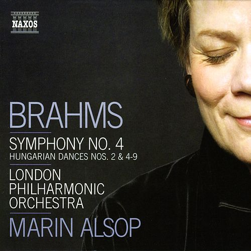 BRAHMS: Symphony No. 4 / Hungarian Dances Nos. 2 and 4-9 by London Philharmonic Orchestra