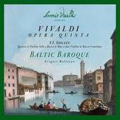 Vivaldi: 6 Sonatas de Various Artists