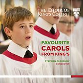 Favourite Carols from King's by Various Artists