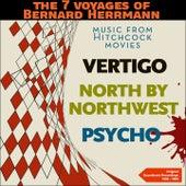 The 7 Voyages of Bernard Herrmann - Music from Hitchcock Movies (Original Soundtrack Recordings - 1958 - 1960) de Bernard Herrmann