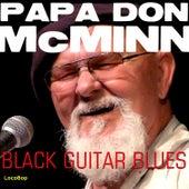 Black Guitar by Papa Don McMinn