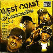 West Coast Ressurection by Various Artists