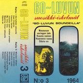 60-Luvun Suosikki-Iskelmät, N:o 3 by Various Artists