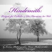 Hindemith: Konzert fur Orchester & Die Harmonie der Welt by Various Artists