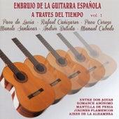 Embrujo de la Guitarra Española a Traves del Tiempo Vol. 1 de Various Artists