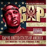 Gap vs.United States of America: 120 Months to Life Federal Time de Gap