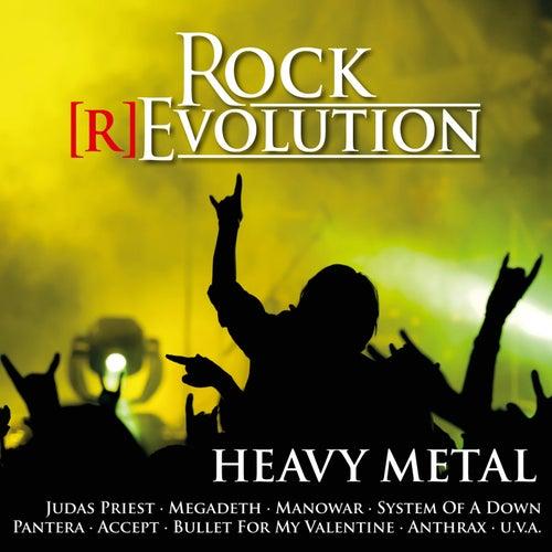 Rock rEvolution, Vol. 1 von Various Artists