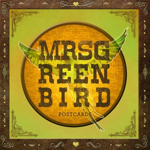 Postcards von Mrs. Greenbird