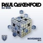 DJ Box - November 2014 de Various Artists