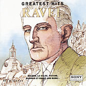 Greatest Hits Of Ravel de Branford Marsalis, Eugene Ormandy, Michael Tilson Thomas, Pierre Boulez