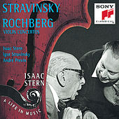 Stravinsky/Rochberg:  Violin Concertos de Isaac Stern, Columbia Symphony Orchestra, Igor Stravinsky, Pittsburgh Symphony Orchestra, André Previn