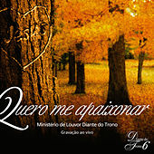 Quero Me Apaixonar - Diante do Trono 6 von Various Artists